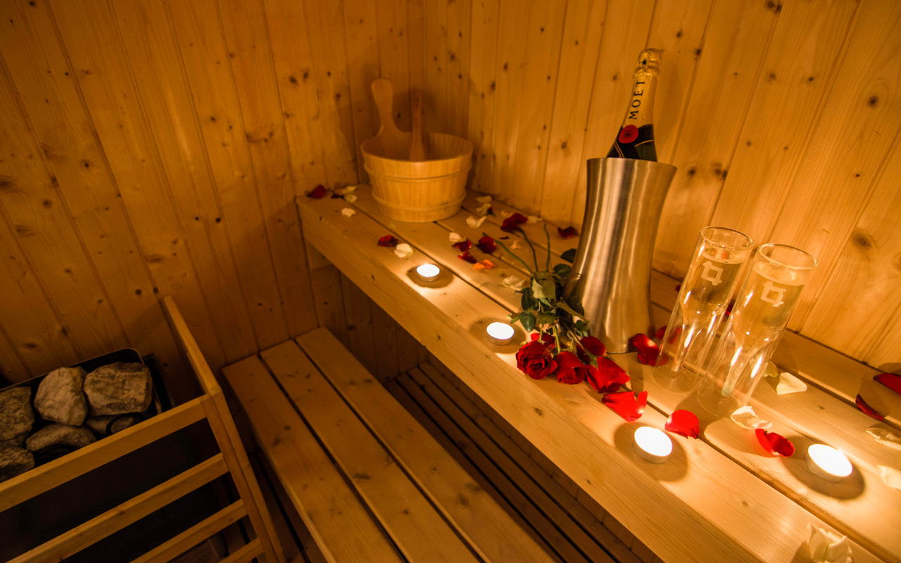 Amenities - Sauna